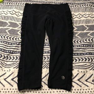 Capri work out pants